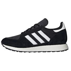 Musta Adidas Originals Forest Grove M EE5834 kengät