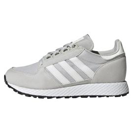 Harmaa Adidas Originals Forest Grove Jr EE6565 kengät