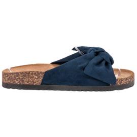 Super Me sininen Muodikas Navy Flip Flops