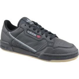 Musta Kengät adidas Continental 80 M BD7797
