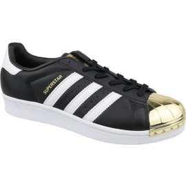 Adidas Superstar W Metal Toe W BB5115 kengät musta