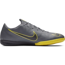 Jalkapallokengät Nike Mercurial Vapor X 12 Academy Ic harmaa M AH7383 070