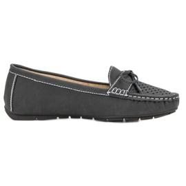 SHELOVET harmaa Casual loafers