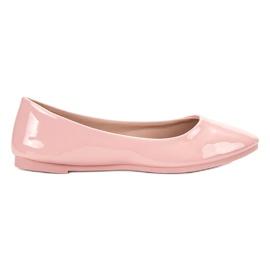 SHELOVET pinkki Lakattu Ballerina
