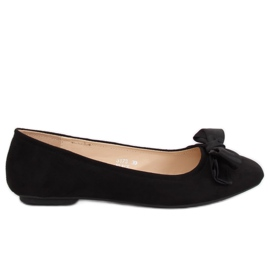 Musta naisten ballerina 3173 Black