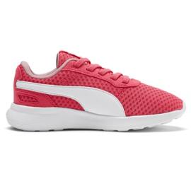 Punainen Kengät Puma St Aktivoi Ac Ps Jr 369070 09 koralli