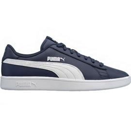 Kengät Puma Smash v2 LM 365215 05 laivasto sininen