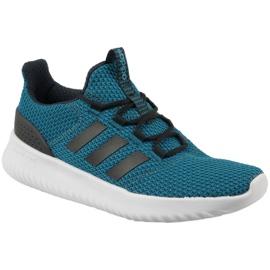 Sininen Adidas Cloudfoam Ultimate M BC0122 -kengät