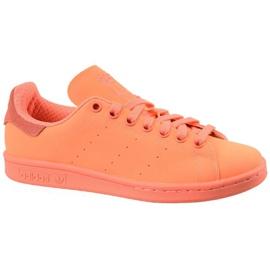 Adidas Stan Smith Adicolor-kengät S80251: ssä oranssi
