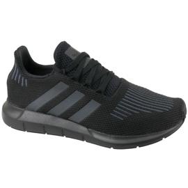 Musta Adidas Swift Run Jr CM7919 kengät