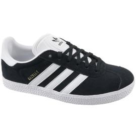 Musta Adidas Gazelle Jr BB2502 kengät