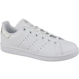 Valkoinen Adidas Stan Smith Jr EE8483 kengät