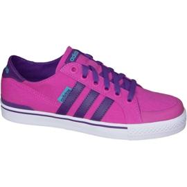Pinkki Adidas Clementes K Jr F99281 kengät