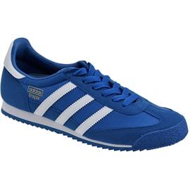 Sininen Adidas Dragon Og Jr BB2486 kengät