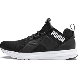 Kengät Puma Enzo Sport M 192593 01 musta ja valkoinen