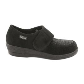 Befado naisten kengät pu 984D012 musta