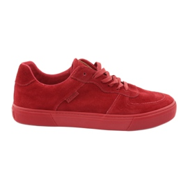 Big Star punainen Red Star Big Sneakers 174364
