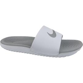 Tossut Nike Kawa Slide 834588-100 valkoinen