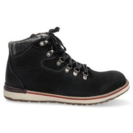 Eristetyt kengät SH23 musta
