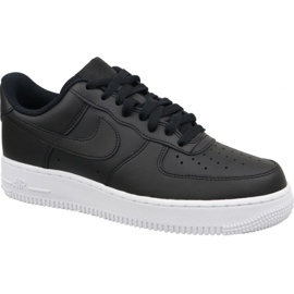 Musta Nike Air Force 1 '07 M AA4083-015
