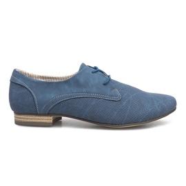 Sininen kengät Simone Jazzówki