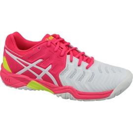 Tenniskengät Asics Gel-Resolution 7 Gs Jr C700Y-116 pinkki