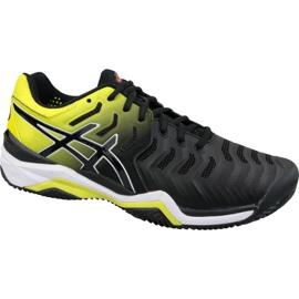 Tenniskengät Asics Gel-Resolution 7 Clay M E702Y-003 musta