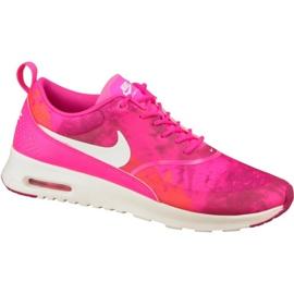 Nike Air Max Thea Tulosta W 599408-602 pinkki