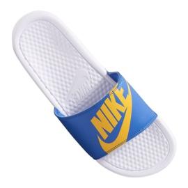 Sininen Nike Benassi Jdi Print 631261-104 tossut
