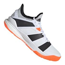 Adidas Stabil XM F33828 kengät valkoinen valkoinen