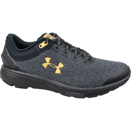 Harmaa Under Armour Charged Escape 3 M 3021949-005 juoksukengät