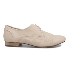 Beige kengät Jazz Simone ruskea