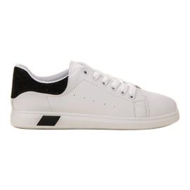 Ideal Shoes valkoinen Naisten urheilukengät