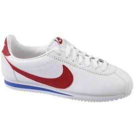 Nike Classic Cortez Leather W 807471-103 kengät valkoinen