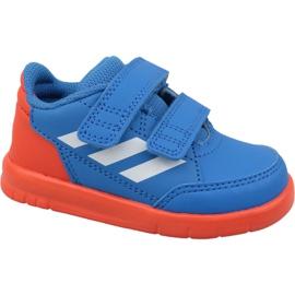 Sininen Adidas AltaSport Cf I D96842 kengät