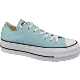 Sininen Converse Chuck Taylor All Star Lift W 560687C kengät