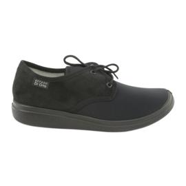 Befado naisten kengät pu 990M001 musta
