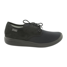 Musta Befado naisten kengät pu 990M001