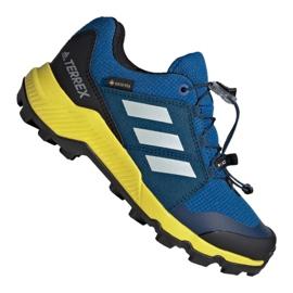 Sininen Adidas Terrex Gtx Jr BC0599 kengät