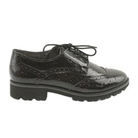 Nauhatut kengät Oxford Caprice 23701