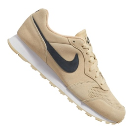 Ruskea Nike Md Runner 2 Suede M AQ9211-700 kengät