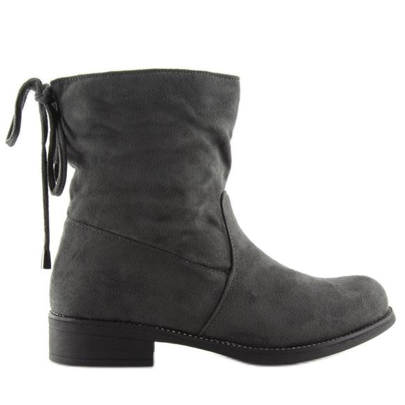 Naisten kengät harmaa 7378-PA Grey