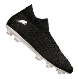 Puma Future 19.1 Netfit Fg / Ag M 105531 02 jalkapallokengät musta musta