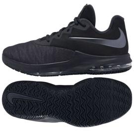 Nike Air Max Infuriate Iii Low WM AJ5898 007 kengät mustat