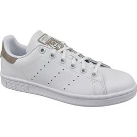Valkoinen Adidas Stan Smith Jr DB1200 kengät