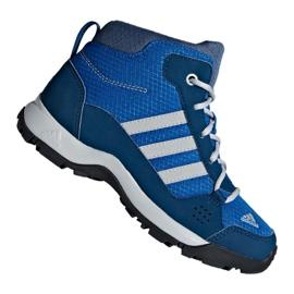 Sininen Adidas Hyperhiker K Jr G27790 kengät