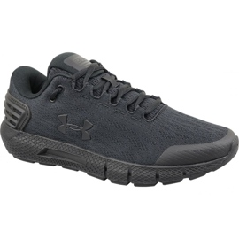 Musta Under Armour Charged Rogue M 3021225-001 juoksukengät
