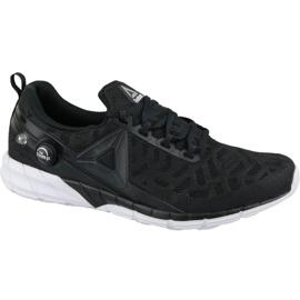 Musta Reebok Zpump Fusion M AR0091 kengät