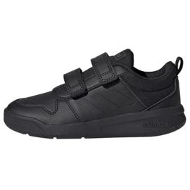 Adidas Tensaur C Jr EF1094 kengät mustat