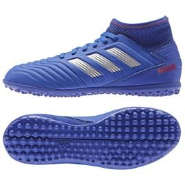 Adidas Predator 19.3 Tf Jr CM8546 siniset kengät